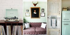 How To Decorate With Mint Green, The Color Of The Moment  - ELLEDecor.com