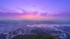 朝焼けの長崎 いつみてもきれいだなぁ | by HRS_Kenzy