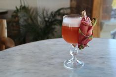 Gin Dragonfruit Cocktail Recipe