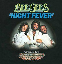 """Free piano sheet music Night Fever by Bee Gees. """"Night Fever"""" is a disco song, written and performed by the Bee Gees. It first appeared on the soundtrack to Saturday Night Fever. I Love Music, 70s Music, Sweet Memories, Childhood Memories, Childhood Photos, Broken Heart Lyrics, Soul Musik, Saturday Night Fever, Karaoke Songs"""