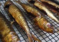 How to Smoke Sardines