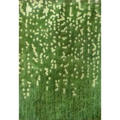 Foreign Accents Festival Green Rug | AllModern