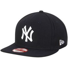New York Yankees New Era Flag Stated 9FIFTY Adjustable Hat - Navy - $22.39