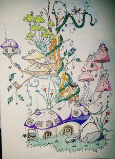 #doodle #mushroom #mushrooms