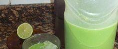 Copie a Receita de Suco de clorofila - Receitas Supreme
