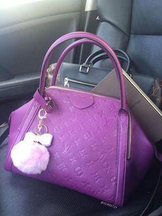 This Limited Edition piece is called Marais Amethyst. Chanel Backpack, Chanel Purse, Chanel Bags, Louis Vuitton Belt, Louis Vuitton Handbags, Chanel Sandals, Chanel Slingbacks, Replica Handbags, Designer Handbags