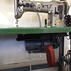 Industrial Sewing Machine Primer