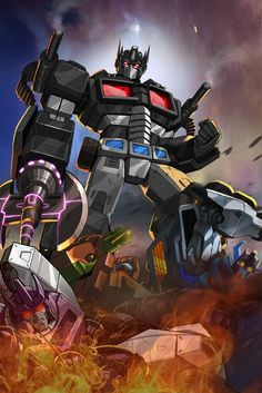 TRANSFORMERS: Legends is the new FREE GAME for your mobile device! - Page 91