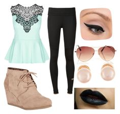 """""""look"""" by duny-jauregui on Polyvore featuring interior, interiors, interior design, home, home decor, interior decorating, City Chic, adidas, City Classified and LORAC"""