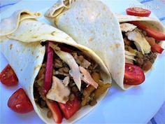 Kura na šošovici s mrkvou v pomalom hrnci - Recept Tacos, Mexican, Ethnic Recipes, Food, Essen, Meals, Yemek, Mexicans, Eten