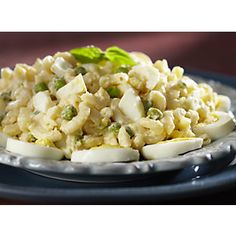 These summer side salads — including pasta, potato and fruit salad recipes are the perfect addition to your summer meals. Fruit Salad Recipes, Salad Dressing Recipes, Egg Macaroni Salad, Egg Salad, Pasta Salad, Pasta Sides, Picnic Foods, Soup And Sandwich, Side Salad