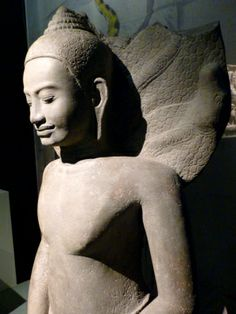 Cambodia collections, Guimet Museum for Asian arts and civilizations, Paris.