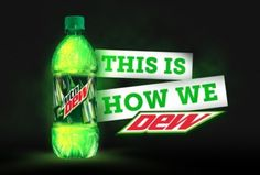 For camping or late nights at the beach? Leave of Mountain dew in bottle (just dont drink it all), add a tiny bit of baking soda and 3 caps of peroxide. Put the lid on and shake - viola! Homemade Glow Sticks, Mnt Dew, Fun Drinks, Alcoholic Drinks, Beverages, Quitting Alcohol, Best Soda, Stop Drinking, Branding
