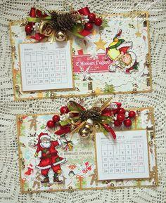 AgiArt кафе: Вдохновение с Жанной Розановой. Новогодний альбом в меховой обложке с секретиками и раскрашенными картинками. + 2 новогодних магнита-календаря:)