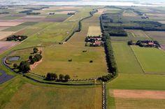 Schokland, Netherlands - World heritage since 1995