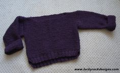 Soft sweater made of silk and alpaca wool.