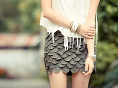 mermaid skirt-exquisite