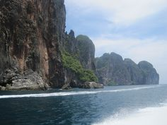 Phi Phi Island Phi Phi Island, Thailand, River, Outdoor, Outdoors, Outdoor Games, The Great Outdoors, Rivers
