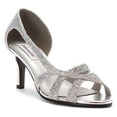 Dyeables Indie   Women's - Silver Iridescent Glitter
