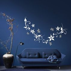 Wall Stickers Adding a New Dimension to the Room Decor · Wall Stickers