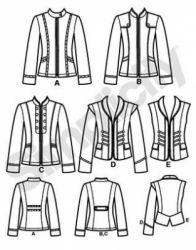 Simplicity 7524 : Patrons de couture