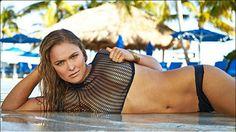 Ronda Rousey en su pose más sensual | La Jaula - Yahoo Deportes