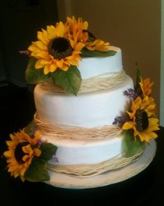 Country cakes | Wedding in the Country | Cake Is A Good Thing