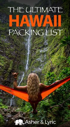"""17 top Hawaii packing list items + what to wear & NOT to bring update). A lot of people were asking me, """"What should I pack for Hawaii?"""" so I wrote this complete packing checklist which includes what to wear in Hawaii. Hawaii Travel Guide, Maui Travel, Solo Travel, Free Travel, Travel Usa, Hawaii Honeymoon, Maui Vacation, Vacation Travel, Vacation Ideas"""