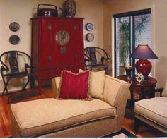 Modern Asian Furniture Living Room