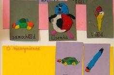 Ortograficzne poszukiwania ~ Zamiast kserówki. Edukacyjne zabawy dla dzieci.