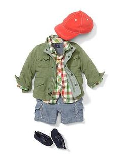 Baby Clothing: Baby Boy Clothing: Outfits We  New: Road Trip | Gap