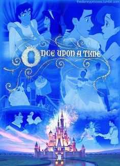 Once Upon A Time... #Disney