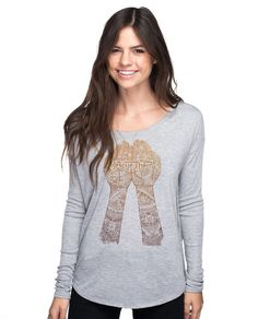Rescue Them Flowy Long Sleeve Tee – Sevenly