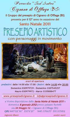 Presepe di Cignano di Offlaga  http://www.panesalamina.com/2011/914-presepe-di-cignano-di-offlaga-2.html