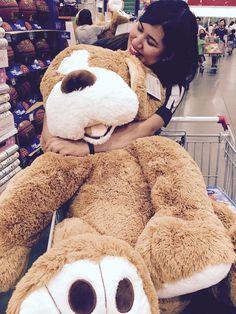 Costco Teddybear Aisha Sato