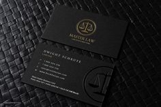 Classic modern black duplex attorney business card template master classic modern black duplex attorney business card template master law rockdesign luxury business card fbccfo Images