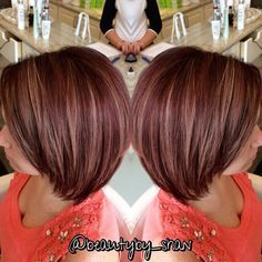 "Shannon Ainsworth on Instagram: ""From blonde to red! #airdrybar #airblowdrybar #lorealpros #dimension #auburnhair #redhair #burgendyhair @airblowdrybar @_terilynn__"""