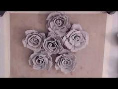How to make some very simple roses from egg cartons! Quick and easy! PAPER CRAFTS PLAYLIST FOR MORE: http://www.youtube.com/playlist?list=PLjw9tSY7fCkAQxypWa...
