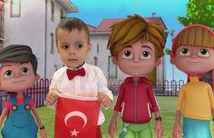 3 Yaşındaki Arın'dan Tüm Arkadaşlarına 8 Çizgi Film Önerisi