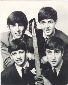 What impact, other than the hair did The Beatles have on society during the 1960's?