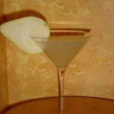 Fabulous Pear Martini