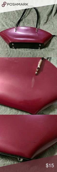 Beijo Purse Shiny Pink Super fast shipping! Make me an offer! No reasonable offer refused. Always discounted bundles of 2 or more. Beijo Bags