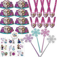 6pc❤ Frozen Fever  Birthday Balloon Balloons Disney/'s princess Ana party