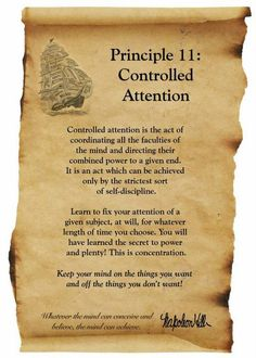 principle of success The success principles™ will teach you how to increase your confidence, tackle daily challenges, live with passion and purpose, and realize all your ambitions.