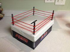 Wrestling Valentine's Day Box