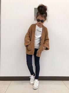 Little Girl Outfits, Cute Outfits For Kids, Little Girl Fashion, Preteen Fashion, Toddler Fashion, Kids Fashion, Style Hipster, Outfits Niños, Toddler Girl Style