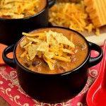 Cheesy Taco Soup