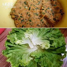 Mercimek Köftesi Tarifi Salmon Burgers, Lettuce, Pasta, Vegetables, Ethnic Recipes, Food, Essen, Vegetable Recipes, Meals