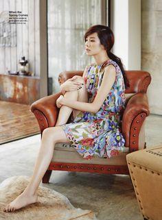 Stephanie Lee - Cosmopolitan Magazine (January 2015)