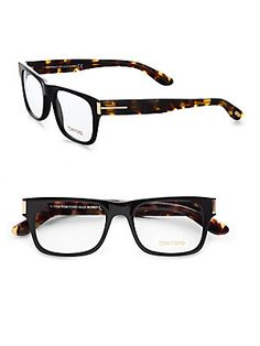 tom ford eyewear square eyeglasses